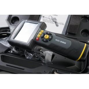 """Video Inspection Camera Borescope Endoscope 3.5"""" LCE Picture Recording 350"""