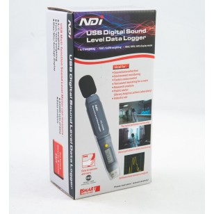 USB Digital Sound Level Data Logger 330B