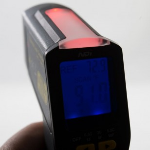 Infrared Thermometer Leakage Detector