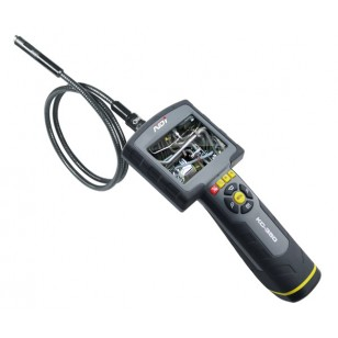 "Video Inspection Camera Borescope Endoscope 3.5"" LCE Picture Recording 350"
