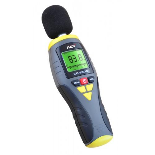 Digital Sound Meter : Digital sound level meter d